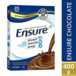 Ensure Complete, Balanced Nutrition Drink for Adults with Nutri – Strength Complex (Chocolate Flavou