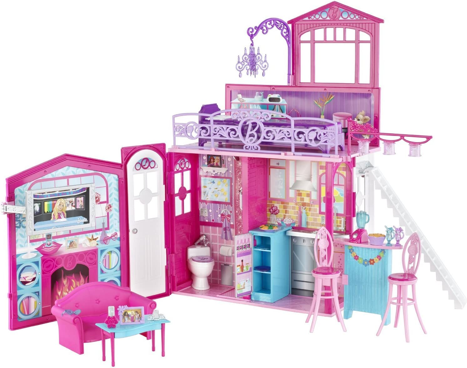Max 72% OFF Barbie Brand Cheap Sale Venue Glam House Vacation