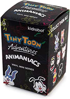 Animaniacs Kidrobot Tiny Toon Adventures Blind Box Mini Figure (1 Figure)