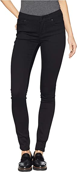 Krista Super Skinny Jeans in Black