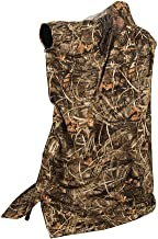 LensCoat Photo Blind Lens Hide Light Weight Tall, Realtree Max4 camo camera tripod cover (LCLH2TM4)