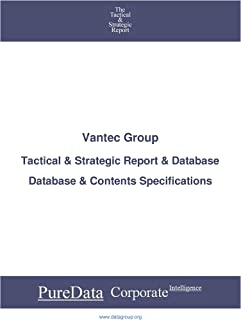 Vantec Group: Tactical & Strategic Database Specifications - Japan-Tokyo perspectives (Tactical & Strategic - Japan Book 4...