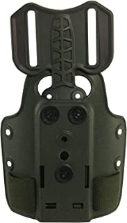 SAFARILAND (SAFARILAND) Model 6004-24 MLS Accessory Fork on Small MOLLE Plate, Single Kit Only, OD Green Finish