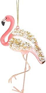 Glitzy Flamingo Ornament by Midwest-CBK