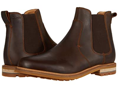 Clarks Foxwell Top (Beeswax Leather) Men