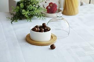 Cuisine Art 3 Pcs Dessert Set, Serving Set, Partyware Set In Color Box