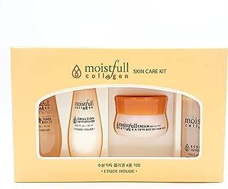 Etude House Moistfull Collagen Skin Care Miniature Kit 4pcs