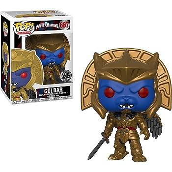 Funko Pop Vinilo Power Rangers Ranger Azul estatuilla Modelo Coleccionable Nº 399