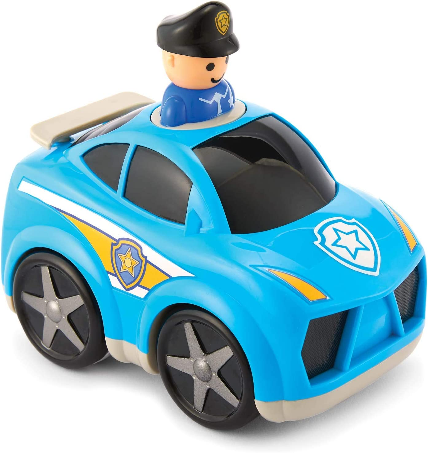 All stores are sold Kidoozie Press 'n Zoom Police Car Beauty products - Activity Developmental