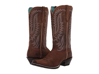 Ariat Circuit Dakota (Weathered Earth) Cowboy Boots