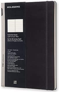Moleskine PRO Notebook, Hard Cover, A4 (8.25