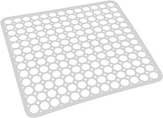 Bianco//Grigio Moby Resina termopl/ásticas Gedy Scopino WC 10.9/x 11.1/x 37.8