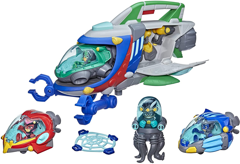 Underwater-Themed Playset