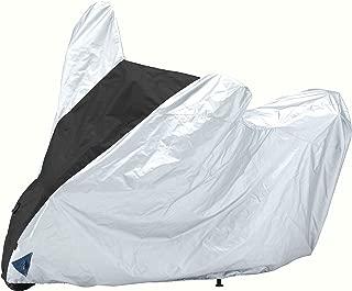 【Amazon.co.jp限定】 ヤマハ(YAMAHA) バイクカバー Eタイプ(2019年適合確認) ブラック 国産 防水 厚手 2Lサイズ