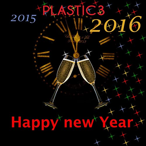 New Year Song For Kids By Plastic3 On Amazon Music Amazon Com