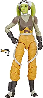Star Wars Rebels The Black Series Hera Syndulla, 6-inch