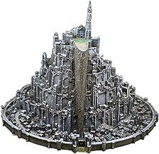 Desktop-Skulptur Herr der Ringe Statue Minas Tirith Bauhandwerk Modell Skulptur Home Decoration Desktop Dekoration Kunst S...