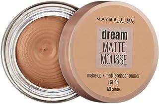 Maybelline Dream Matte Mousse Mattifying Foundation Plus Primer - 20 Cameo 18ml
