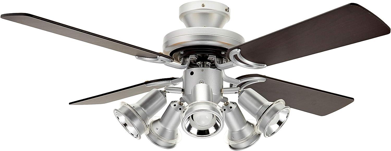 オーデリック LEDシーリングファン 4枚羽根 リモコン付き SH9072LDR W
