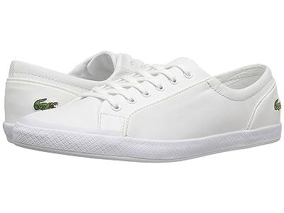 Lacoste Lancelle BL 1 (White) Women