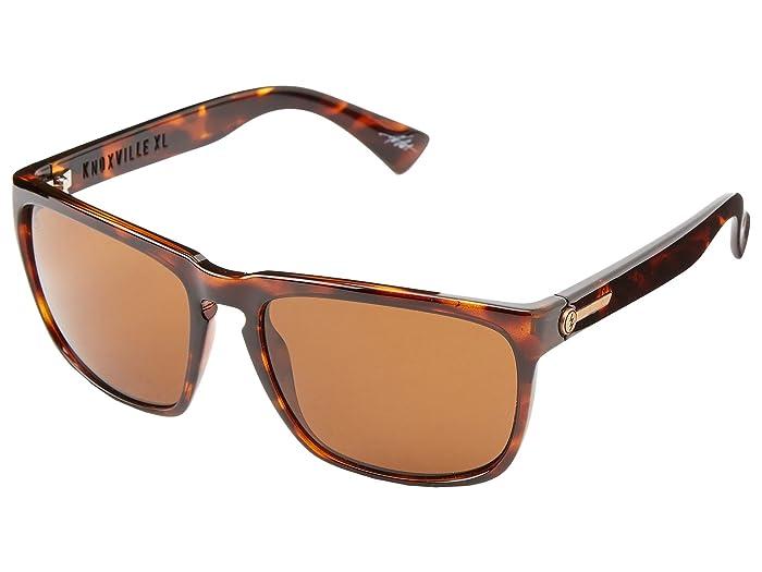 Electric Eyewear  Knoxville XL (Tortoise Shell/OHM Bronze) Fashion Sunglasses
