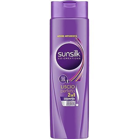 Sunsilk Liscio Perfetto Shampoo 2in1, 250ml