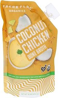 Freak Flag Organics, Broth Bone Coconut Chicken, 16 Ounce