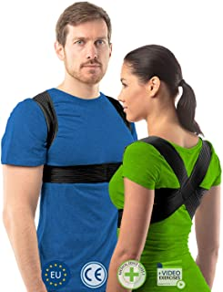 comprar comparacion aHeal Corrector de Postura para Hombre y Mujer | Soporte para Corregir la Postura | Corsé Ortopédico para Escoliosis Cifos...
