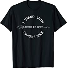 I Stand With Standing Rock - No DAPL Protest T-Shirt