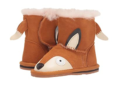 EMU Australia Kids Little Creatures (Infant) (Burnt Orange) Kids Shoes
