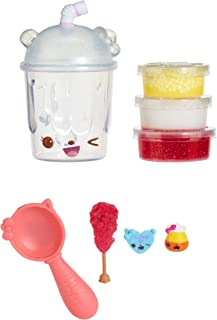 Num Noms Snackables Silly Shakes - Berry Shortcake Shake Slime Multicolor