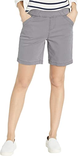 "8"" Gracie Pull-On Shorts"