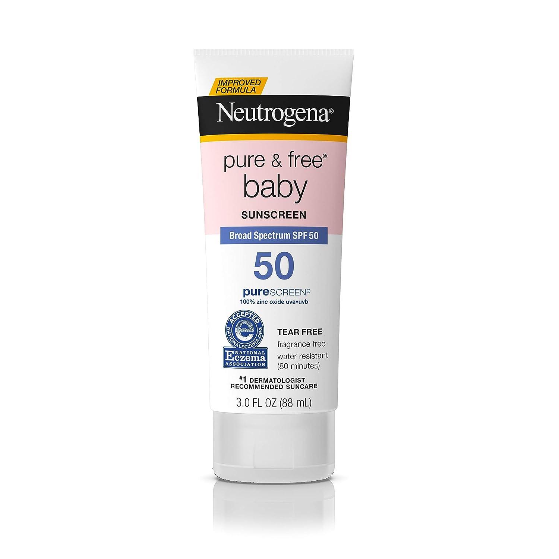 best sunscreen for sensitive skin toddler