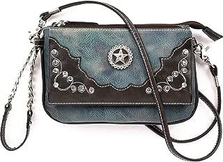 Blazin Roxx Women's Rhinestone Embellishments Star Wristlet - N7593027