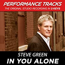 In You Alone (Performance Tracks)