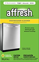 Affresh Dishwasher Cleaner, 12 Tablets (2 Packs, 6 Tablets each) | Formulated to Clean Inside All Machine Models