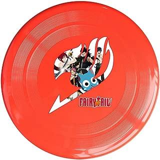 YQUE56 Unisex Cute Cartoon Poster Outdoor Game Frisbee Sport Disc RoyalBlue