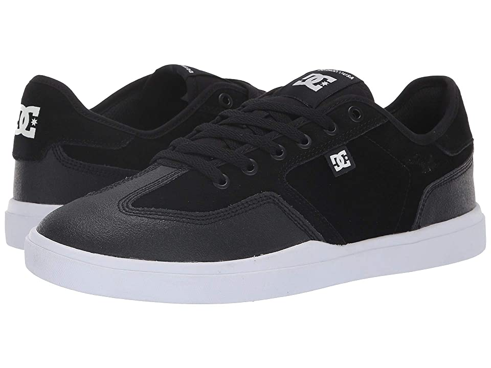 DC Vestrey (Black/White/White) Men