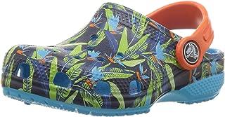 Crocs Kids' Classic Tropical K Clog, Tropical, 6 M US Toddler