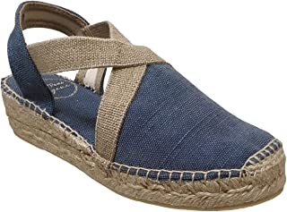 Para MujerY esToni Alpargatas Pons Amazon Zapatos UpqSzVMG
