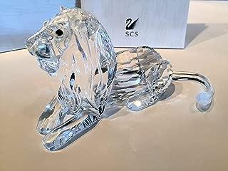Swarovski Crystal Figurine 185410 Lion Inspiration Africa