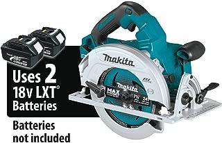 "Makita XSH07ZU 18V x2 LXT (36V) 7-1/4"" Circular Saw, Aws capable"