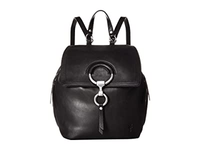 Frye Ilana Backpack (Black) Backpack Bags