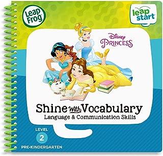 LeapFrog LeapStart 3D Disney Princess Shine Vocabulary