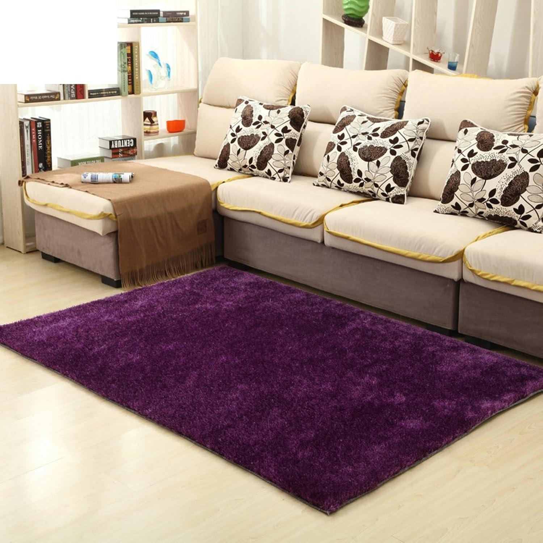 Thick Carpet Blanket for Living Room and Tea Table Bedside Carpets for Bedroom Kitchen Bathroom Floor mat-D 120x170cm(47x67inch)