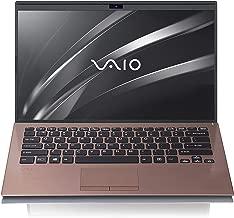 VAIO SX14 - Intel Core i7-8565U Laptop | 16GB Memory (RAM) | 512GB PCIe SSD | Windows 10 Pro | 14.0-Inch Ultra HD 4K (3840x2160) Display | Brown