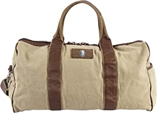 Canyon Outback 21-inch Duffel Bag-Clemson Tigers, Clemson Tigers (Beige) - SC301D-Clemson University