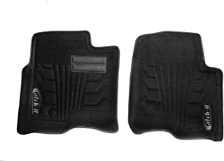 Lund 583107-B Catch-It Carpet Black Front Seat Floor Mat - Set of 2