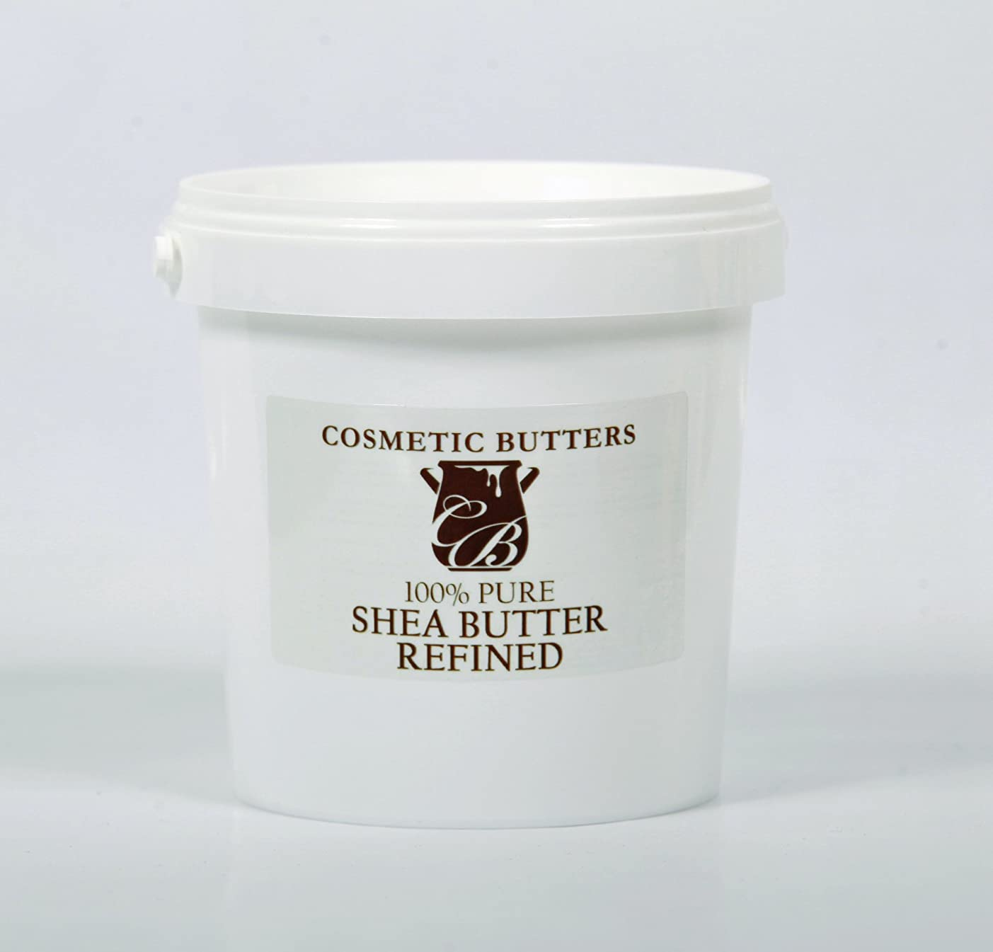 寝てる生き残りプロジェクターShea Butter Refined - 100% Pure And Natural - 1Kg