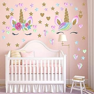 Pretty Pink Paisley Patterned Girls Bedroom Baby Nursery Kids Bedroom DOOR SIGN Wall Art Ds0457